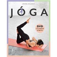 Jóga: obsahuje DVD s 4 cvičebními programy - Kniha