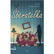 Sběratelka - Kniha