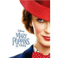 Mary Poppins se vrací - Kniha