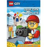 LEGO CITY Na výletě: Komiks, super příběh, aktivity - Kniha