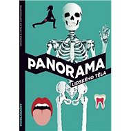 Panorama lidského těla - Kniha