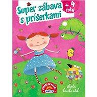 Super zábava s príšerkami BABIKA: Skvelá knižka úloh