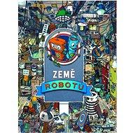 Země robotů - Kniha