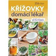 Křížovky Domácí lékař - Kniha