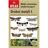 Motýli a housenky střední Evropy V.: Drobní motýli I. - Kniha