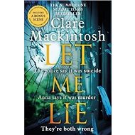 Let Me Lie: The Number One Sunday Times Bestseller - Kniha