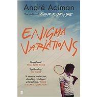 Enigma Variations - Kniha