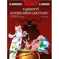 Asterix Tajemství kouzelného lektvaru - Kniha
