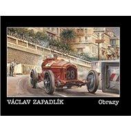 Václav Zapadlík Obrazy - Kniha