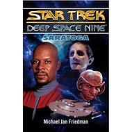 Star Trek Deep Space Nine Saratoga - Kniha