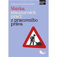 Sbírka klauzurních prací z pracovního práva - Kniha