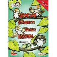Úsměvné starosti vrabce Kašpara: Genetická metoda - Kniha