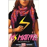 Ms. Marvel (Ne)normální - Kniha