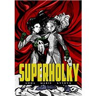 Superholky - Kniha