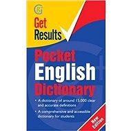 Pocket English Dictionary - Kniha