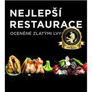 Nejlepší restaurace oceněné zlatými lvy 2019 - Kniha