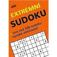 Extrémní sudoku: více než 500 sudoku vysoké obtížnosti - Kniha