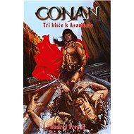 Conan Tři klíče k Asambale - Kniha