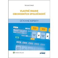 Vlastné imanie obchodných spoločností: Účtovné aspekty - Kniha