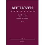Beethoven Sonáta pro klavír - Kniha