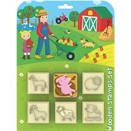 Stamps 5 + 1 Farm - Stamps