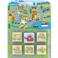 Stamps 5 + 1 Transport - Stamps