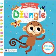 Moje první dotyková knížka Džungle: S velkými okénky - Kniha