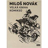 Velká kniha komiksů - Kniha