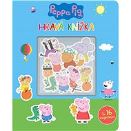 Peppa Pig Hravá knížka - Kniha