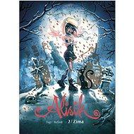 Alisik: Zima - Kniha
