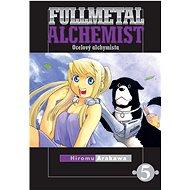 Fullmetal Alchemist 5: Ocelový alchymista