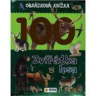 Obrázková knížka Zvířátka z lesa - Kniha
