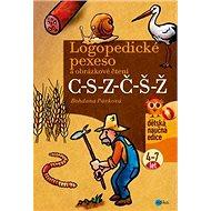 Logopedické pexeso a obrázkové čtení C-S - Kniha
