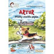 Artur Příběh veselého pejska - Kniha
