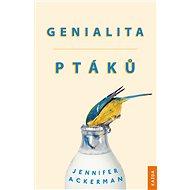 Genialita ptáků - Kniha