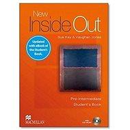 New Inside Out Pre-Intermediate:: Student's Book + eBook - Kniha