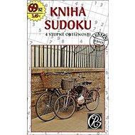 Kniha sudoku: 4 stupně obtížnosti - Kniha