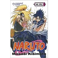 Naruto 40 Absolutní umění - Kniha
