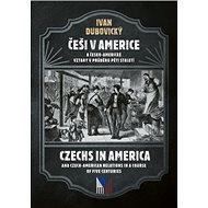 Češi v Americe: A česko-americké vztahy v průběhu staletí - Kniha