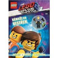 THE LEGO MOVIE 2 Kámoši ve vestách: Aktivity, příběh, minifigurka - Kniha