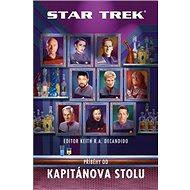 Star Trek Příběhy od Kapitánova stolu - Kniha