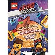 THE LEGO MOVIE 2 Zastav útočníky! Znič tuto knihu!: obsahuje minifigurku - Kniha