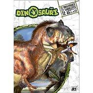 Cvičebnice Dinosauři - Kniha