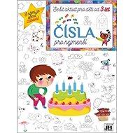 Čísla pro nejmenší: Sešit aktivit pro děti od 3 let - Kniha