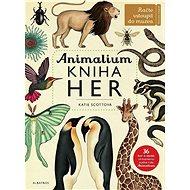 Animalium kniha her - Kniha
