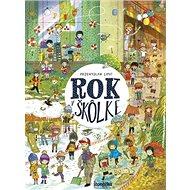Rok v škôlke - Kniha