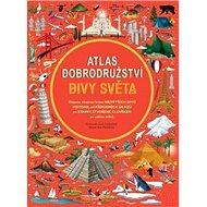 Atlas dobrodružství Divy světa - Kniha