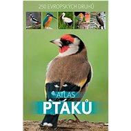 Atlas ptáků - Kniha