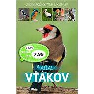 Atlas vtákov - Kniha