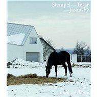 Rodinné domy: Stempel - Tesař - Jasanský - Kniha